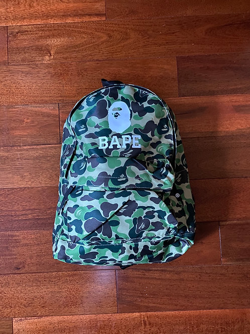 Bape Backpack  '21 ABC CAMO