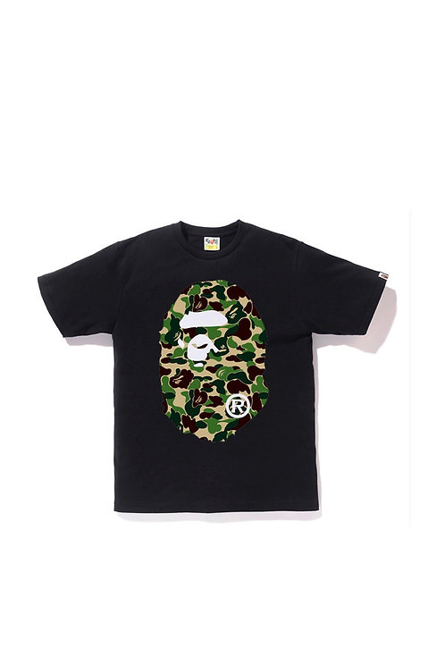 Big Ape Head ABC CAMO GREEN