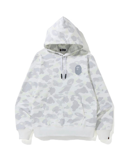 Bape City Camo Pullover White