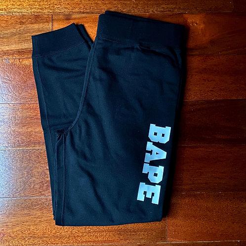 Bape Summer Pack Sweats Black