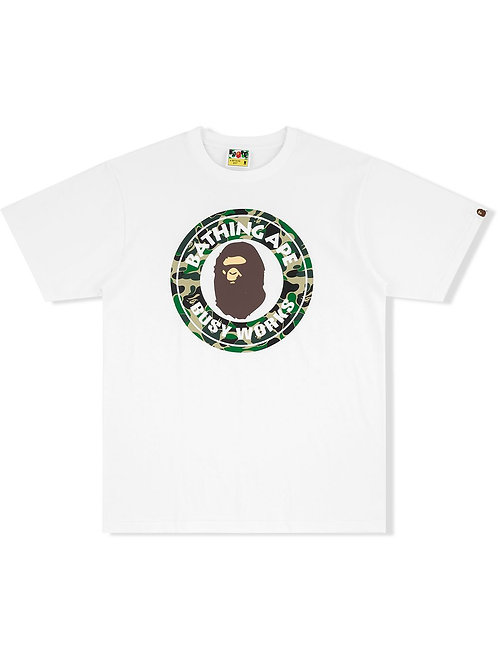 Bape Busy Works ABC Camo T-shirt
