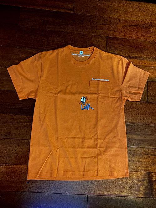 Chrome Hearts 'MattyBoy' Orange T-shirt