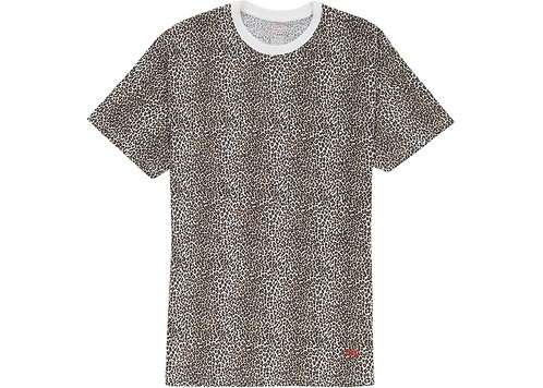 Leopard Hanes Undershirts (2 Pack)