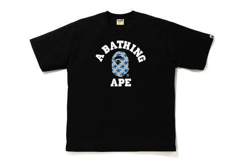Sta Pattern College Bape Black