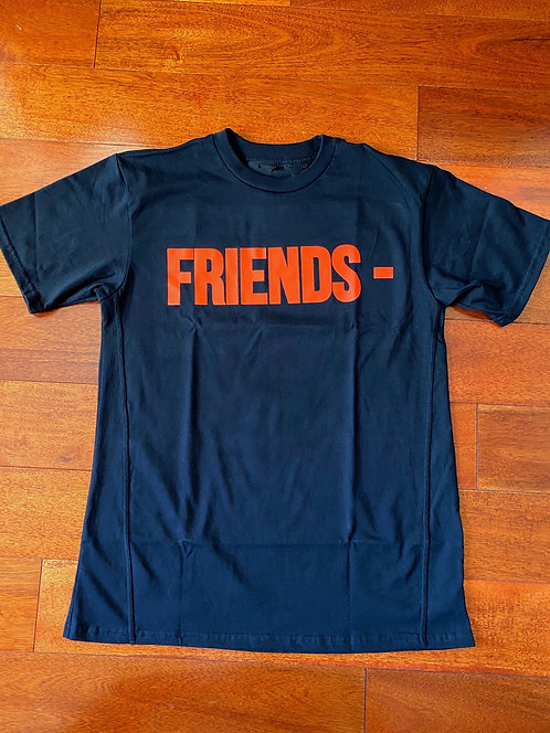 Friends Vlone Black/Red
