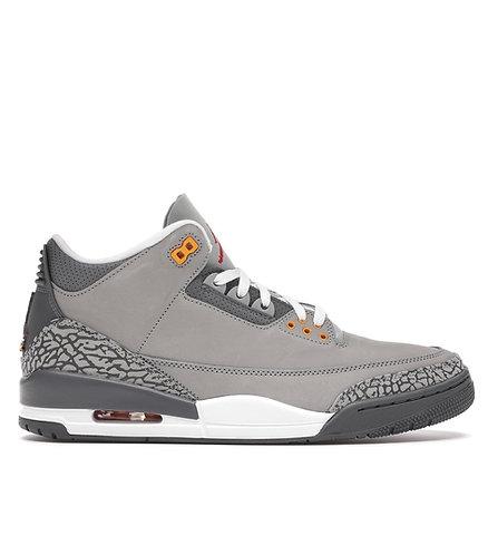 AJ 3 'Cool Grey'