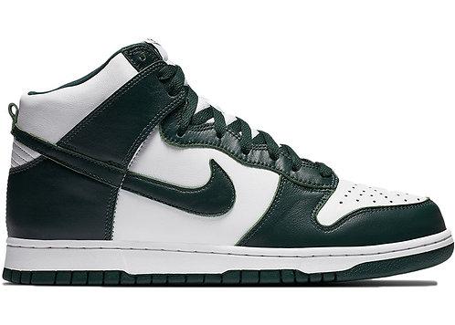 Nike Dunk HI 'Spartan Green'