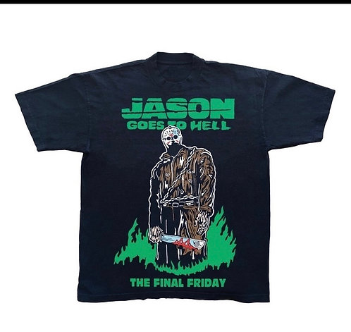 Warren Lotas Jason T-Shirt