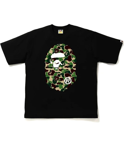 Ape Head ABC Camo Black