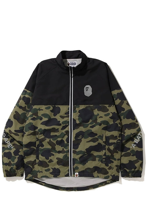Bape 3M Cycling Jacket