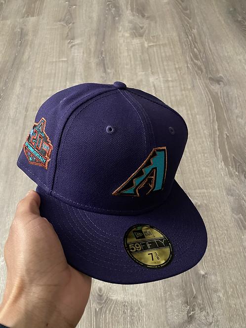 AZ Diamondbacks Grey UV