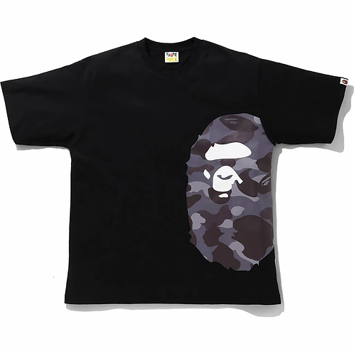 Bape Side Ape Grey Color Camo