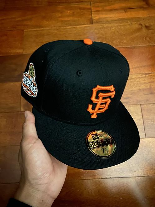 SF Giants Orange UV