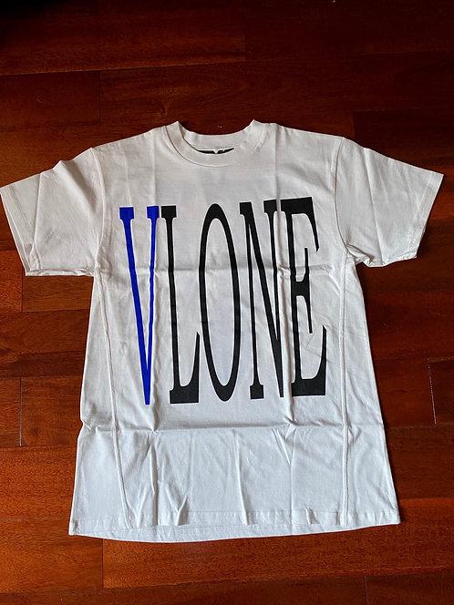 Vlone Staple T-Shirt Royal Blue