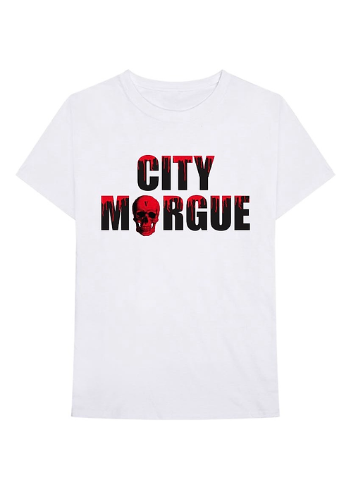 VLone x City Morgue T-Shirt
