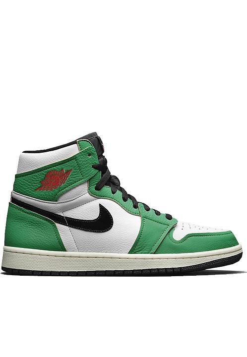 AJ 1 'Lucky Green' Wmns