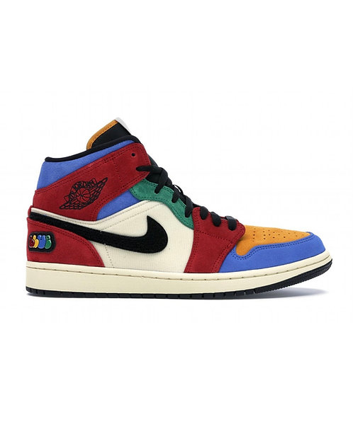 AJ 1 Mid 'Blue The Great'