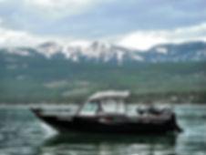 Commander, Whitefish Lake