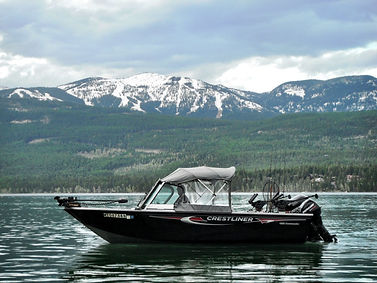 Commander, Whitefish Lake