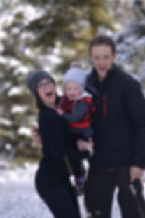 Winter time family fun, 2018