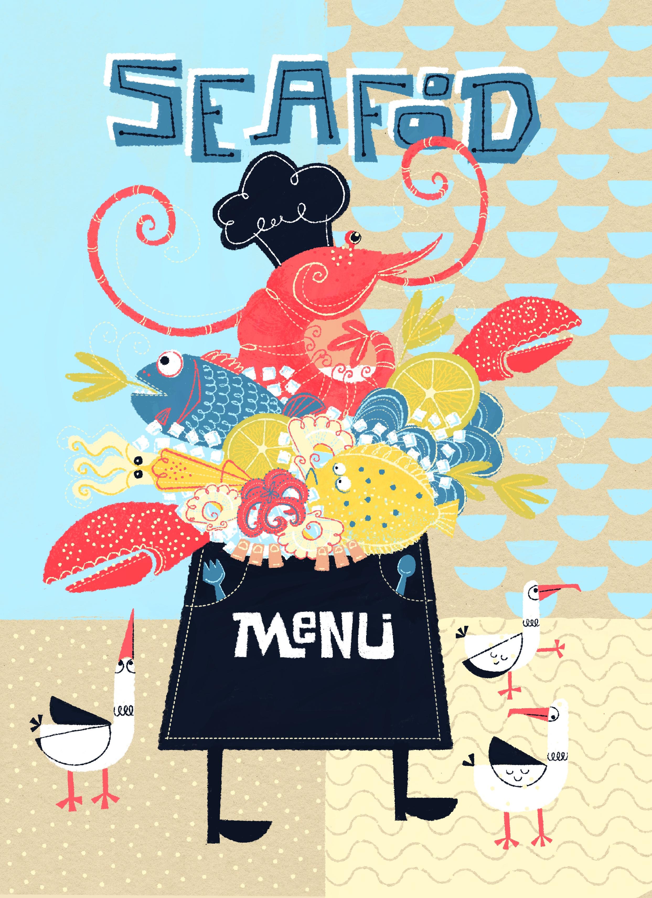 Seafood menu1