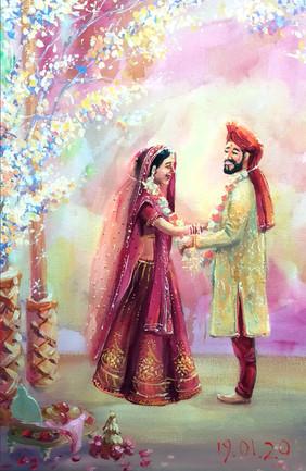 Indian couple Luve&Anvi.jpg