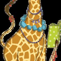 Merry the Giraffe