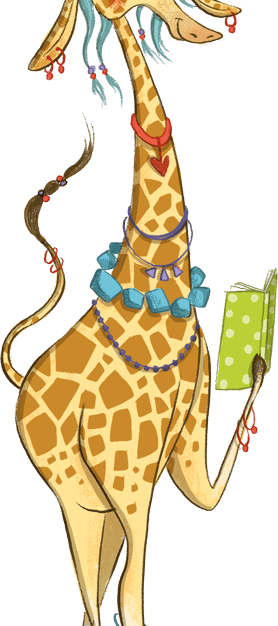 Merry the Giraffe