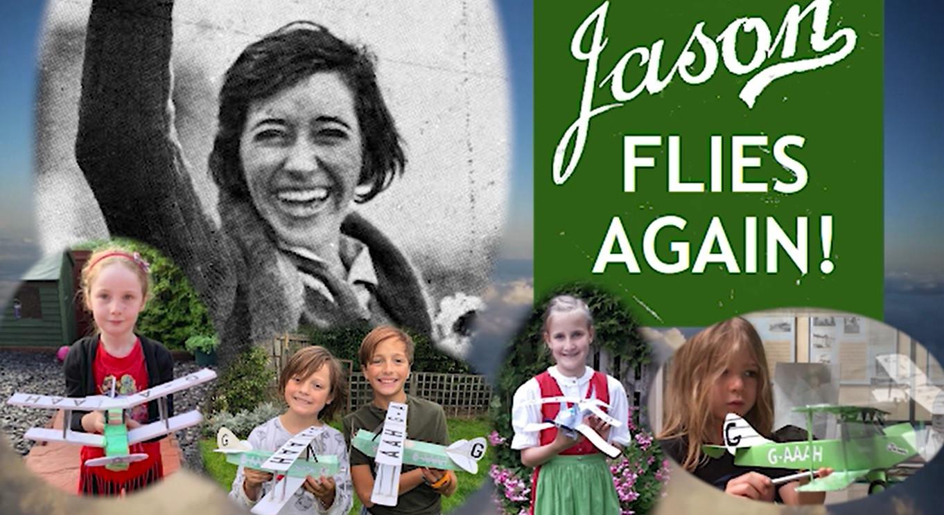 Jason Flies Again project image