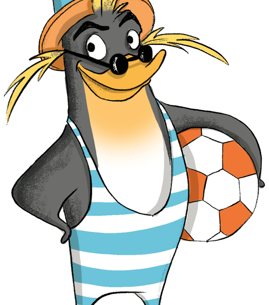 Snook the Penguin