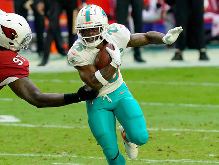 Waiver Wire Week 11