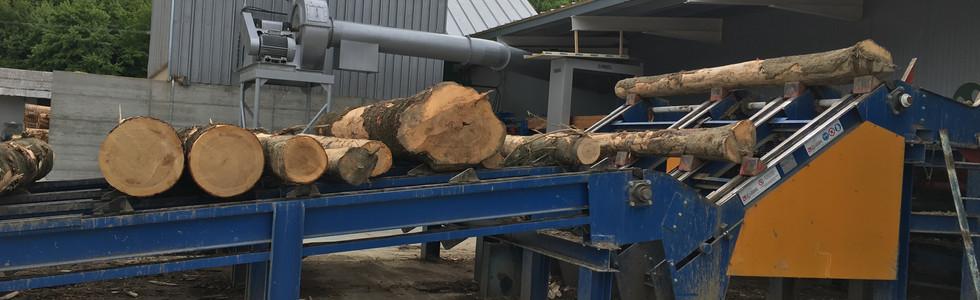 log loader and singler