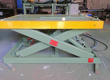 Piattaforma idraulica