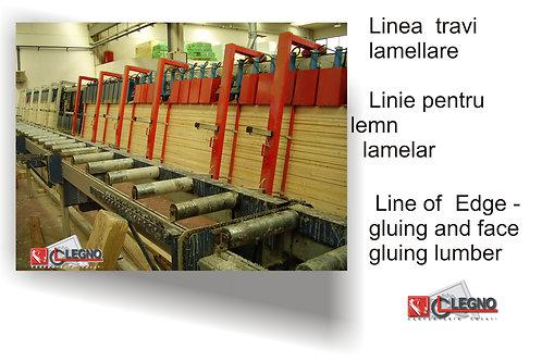Pressa Idraulica lamellare 16 m/trattabile