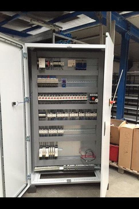 quadri elettrici e programazione PLC