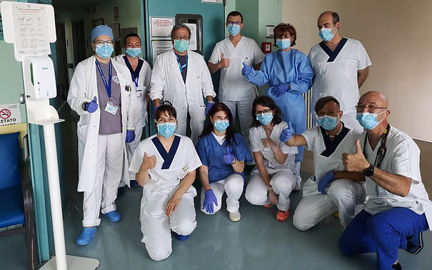 Emergenza Coronavirus, Cardiologia trasferita a Cantù nella Riabilitazione Cardio-respiratoria