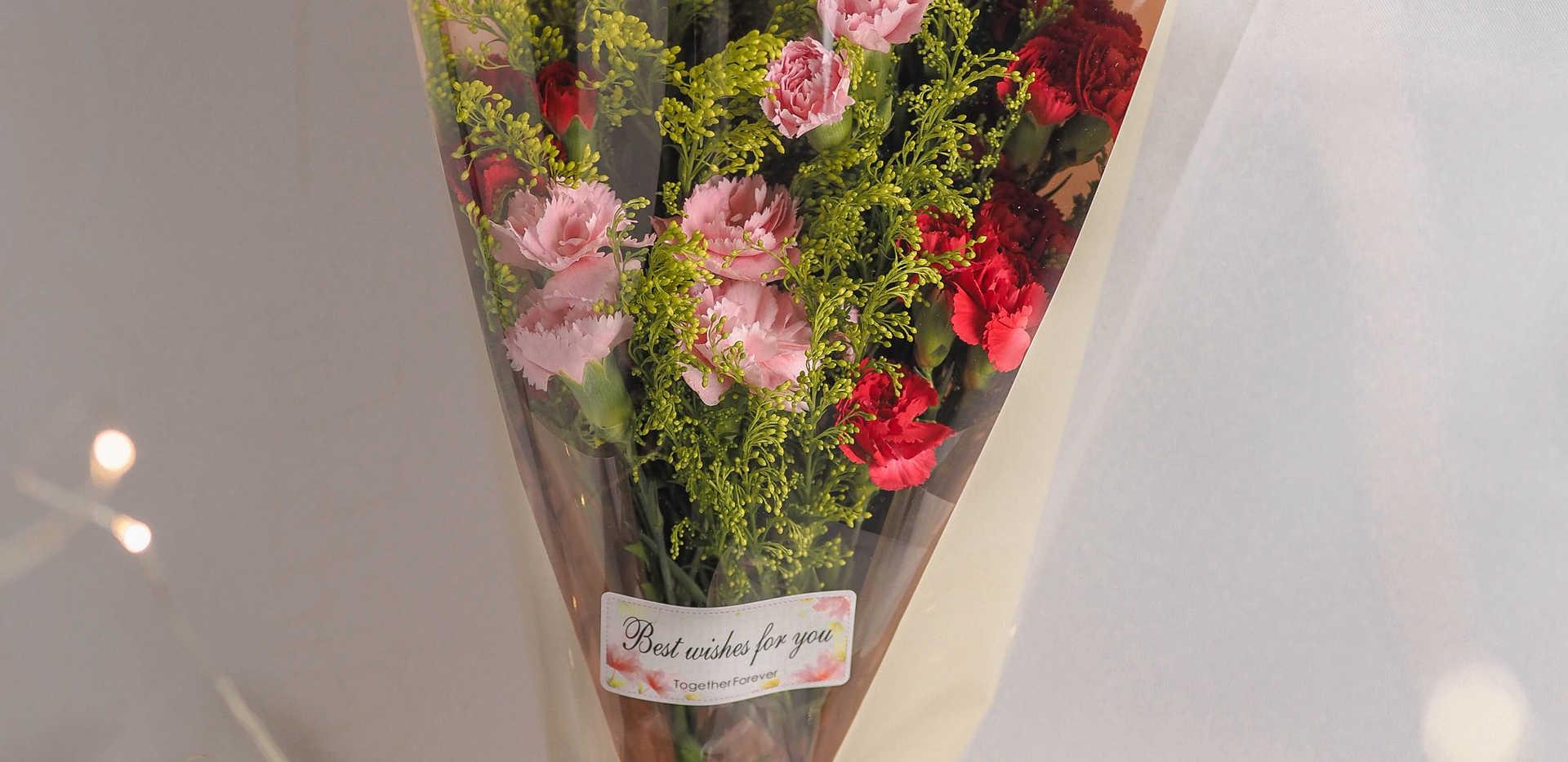 花季母親節花束