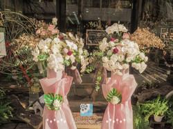 花束花藝設計畢業求婚告白玩具總動員模型公仔乾燥花手做課程-2