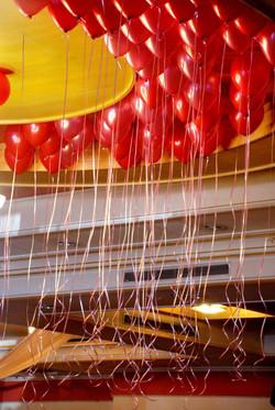 3.氣球布置DIY 3