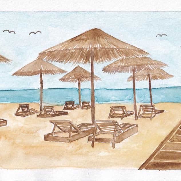Day 28 – Beach