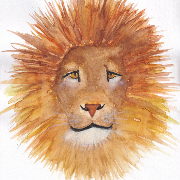 Day 9 – Lion