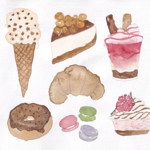 Day 4 – Dessert