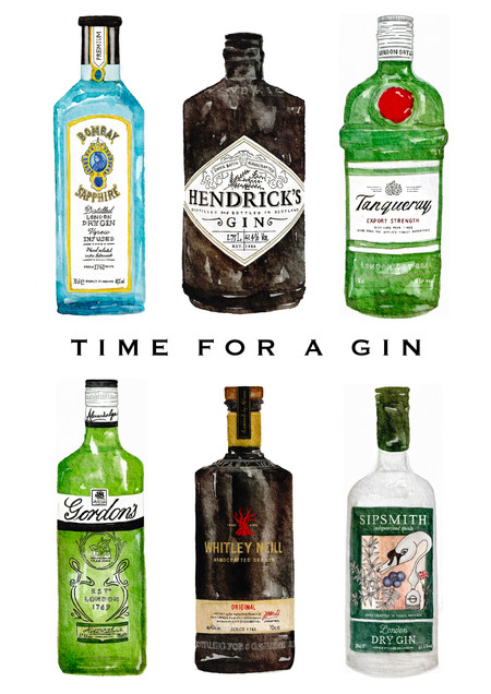 Time for a Gin