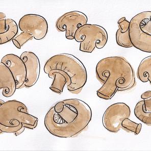 Day 24 – Mushrooms