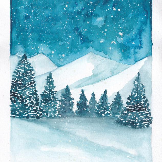 Day 6 – Snow