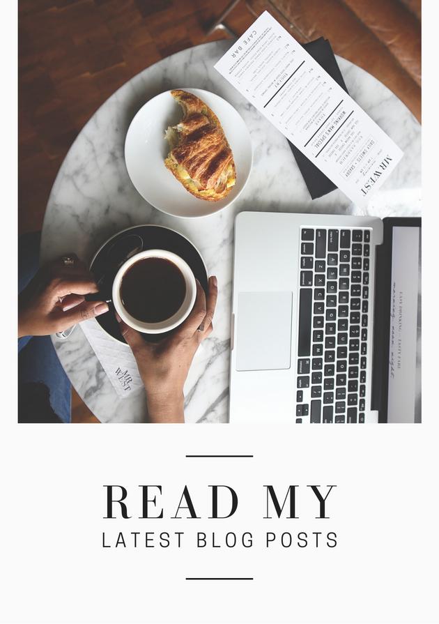 READ MY lastest blog posts