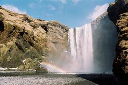 Skógafoss, Iceland