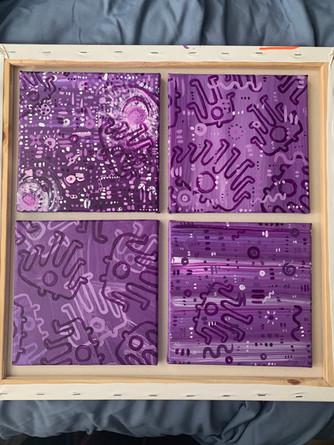 VOID PEOPLE: Violet Lab