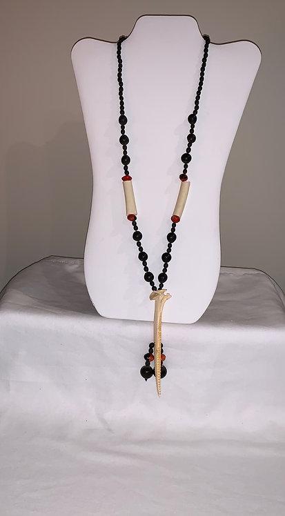 JN16 Serpent Spine Necklace