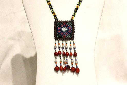 JN67.3 Beaded Necklace